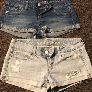 American Eagle Shorts Bundle.